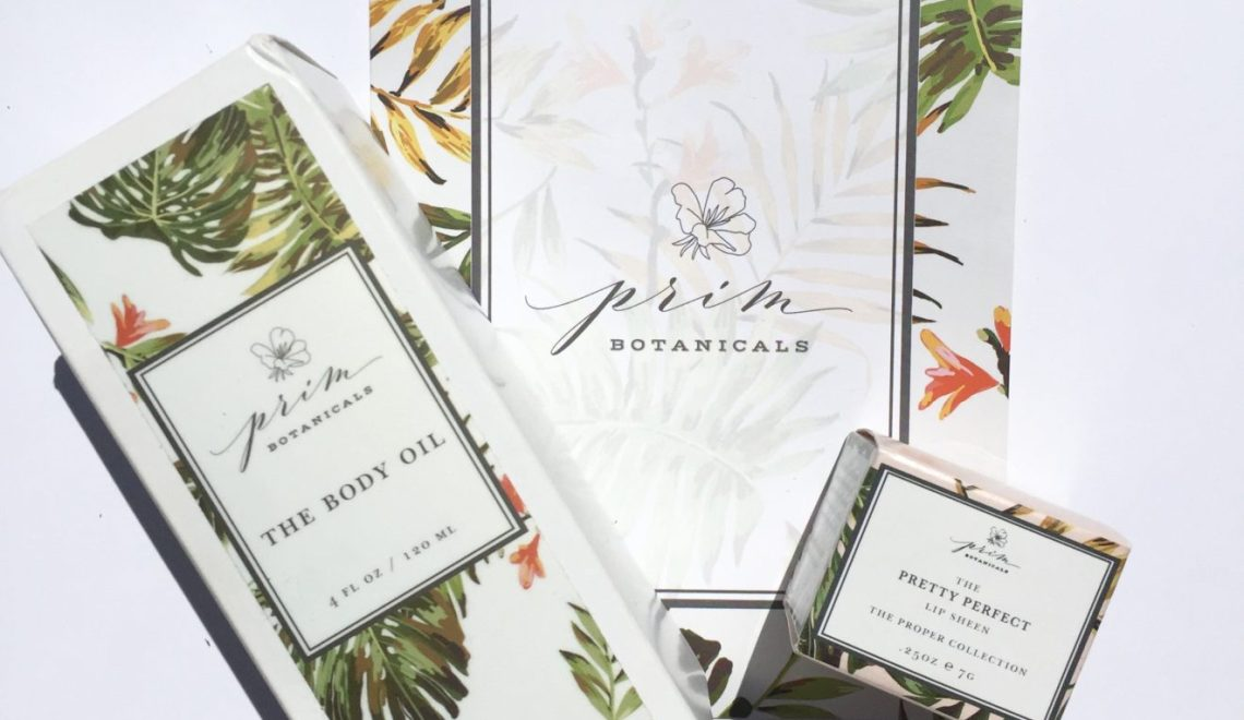 Prim Botanicals Review: Prim, But Not Always Proper