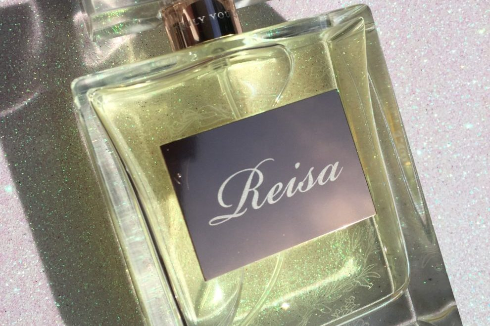 Truly Yours Reisa Perfume: I'm Addicted To This Jasmine-Tuberose Beauty