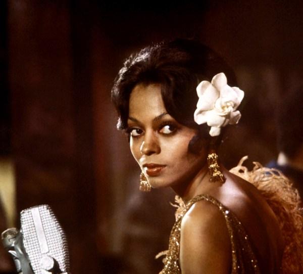 Diana Ross Lady Sings The Blues Gardenia