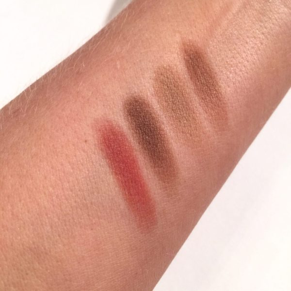 CHANEL_Le_Rouge_Les_4_Ombres_swatches