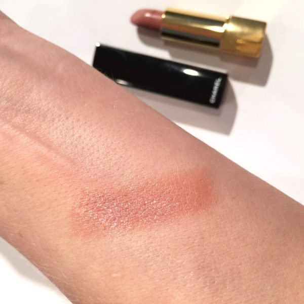 CHANEL_Le_Rouge_Rouge_Allure_168_Rouge_Ingenue_Swatch