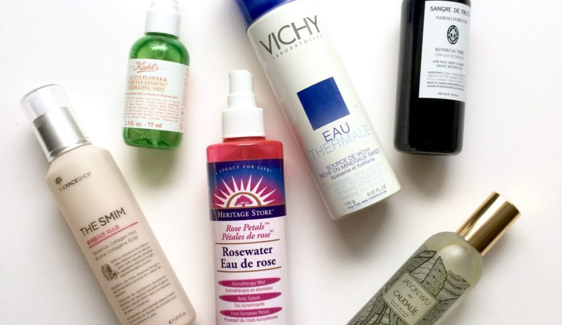 6 Things I Spray On My Face For A Dewy Glow