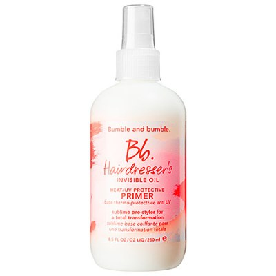 Bumble & Bumble Invisible Hairdresser's Oil Primer