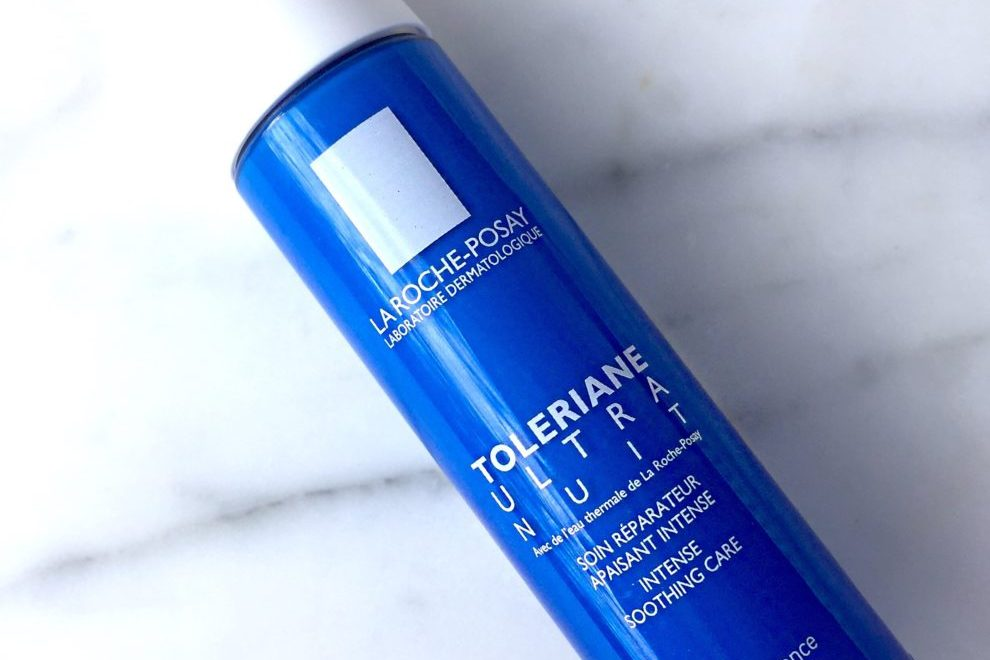 La Roche Posay Toleriane Ultra Nuit and My #MomentOfRelief