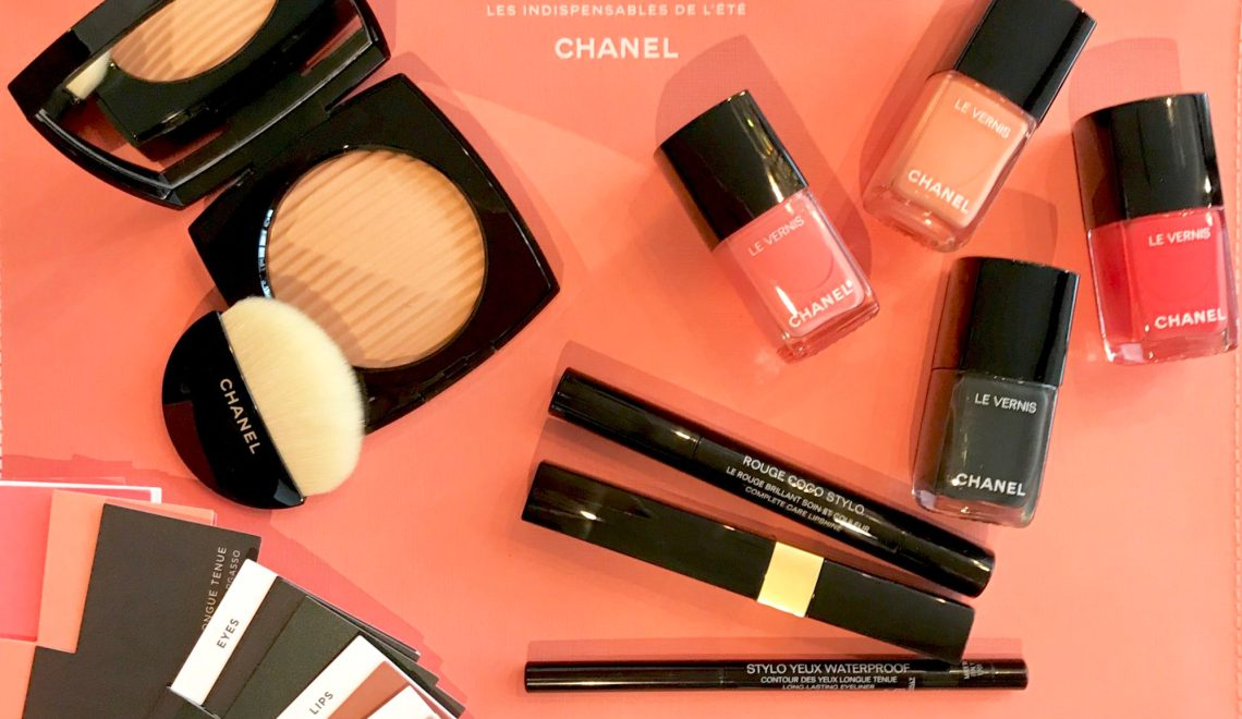 CHANEL CRUISE COLLECTION 2017: review and swatches
