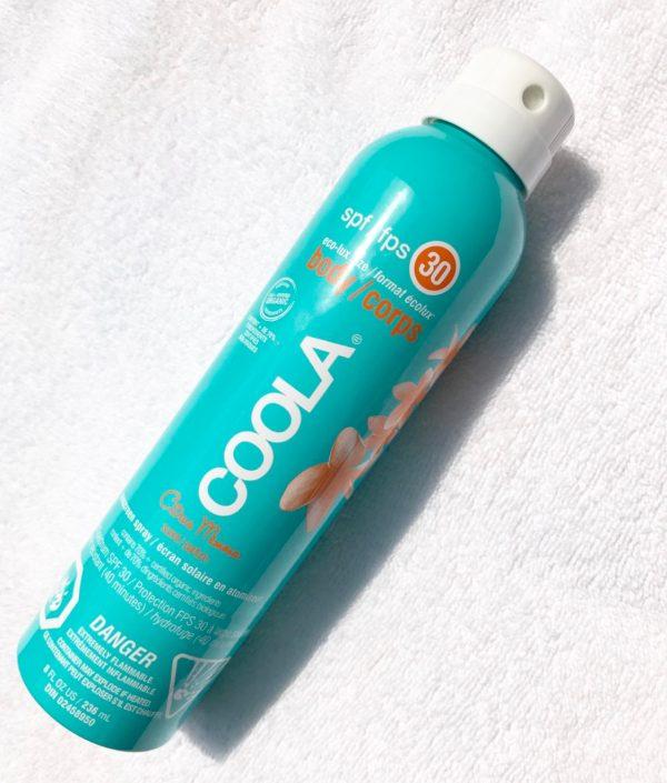 Coola Body SPF 30 Citrus Mimosa