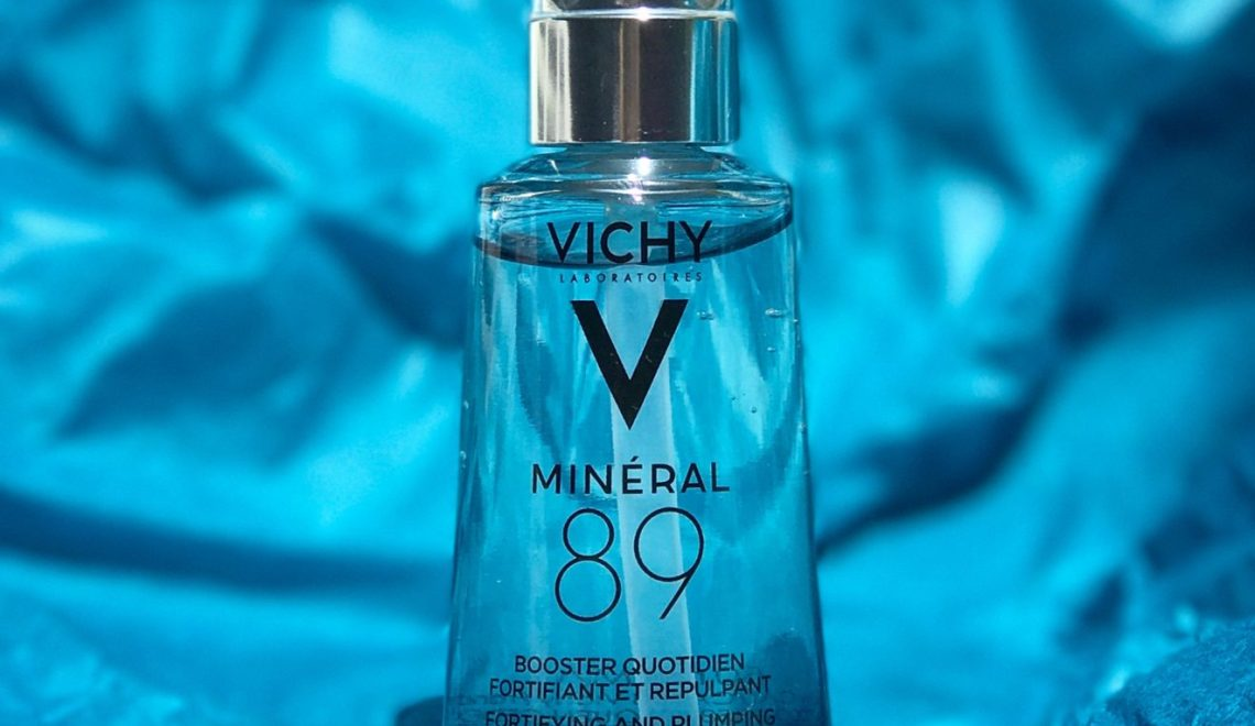Vichy Mineral 89 Serum: Drench Your Skin In This