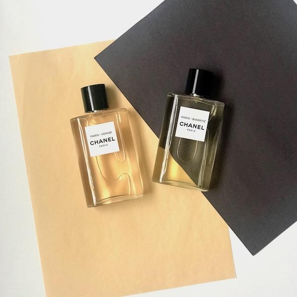 LES EAUX DE CHANEL: Biarritz & VenisePerfumes