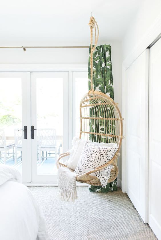 Hanging Chair Roundup Amp Styling Ideas Daly Digs