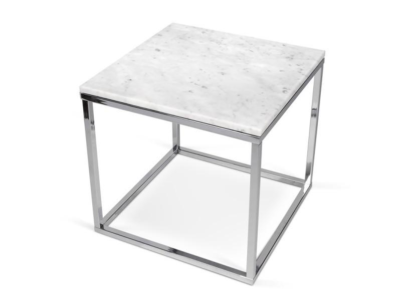 appoint 50cm prairie marbre blanc