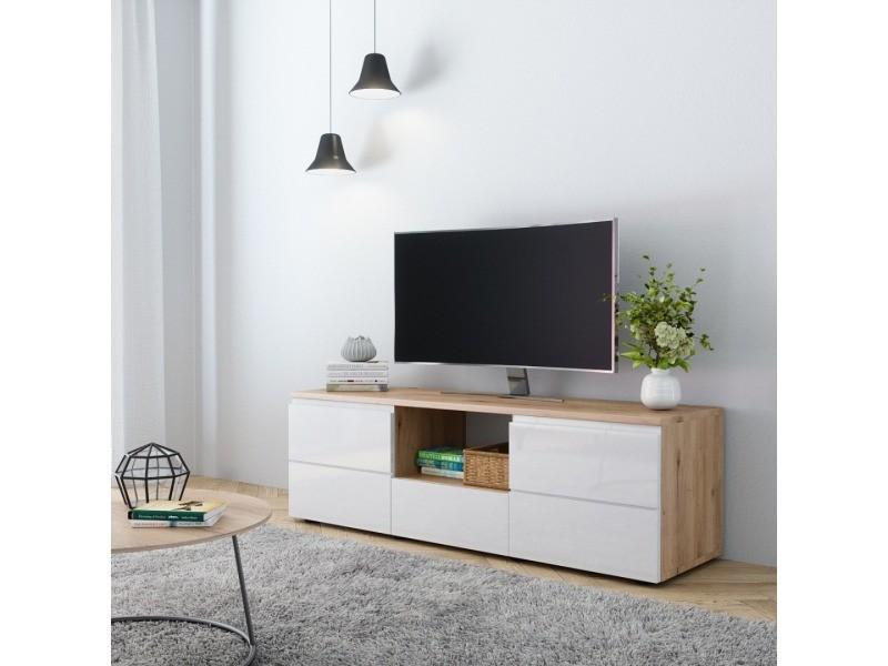 e com meuble tv sydney 140 cm