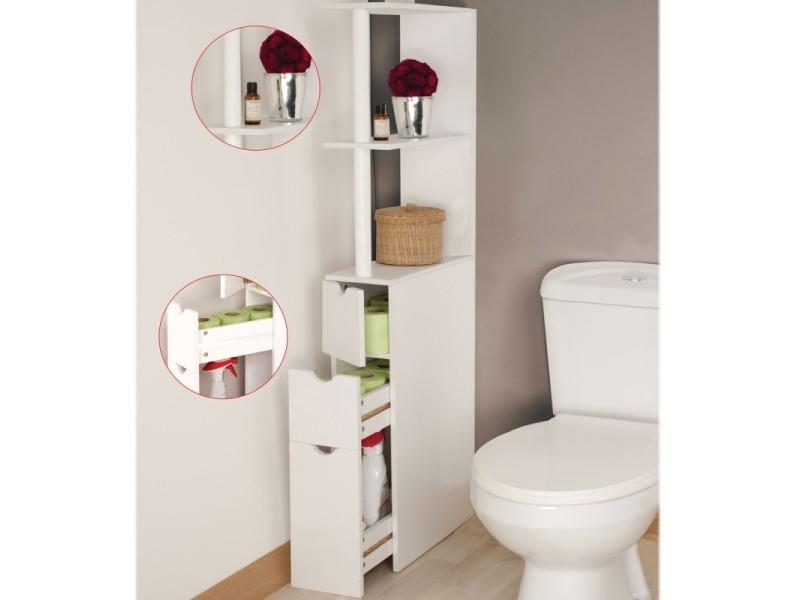 Prețuri Incredibile Comercializează Ridicat Petit Meuble Rangement Toilette Amazon 101openstories Org