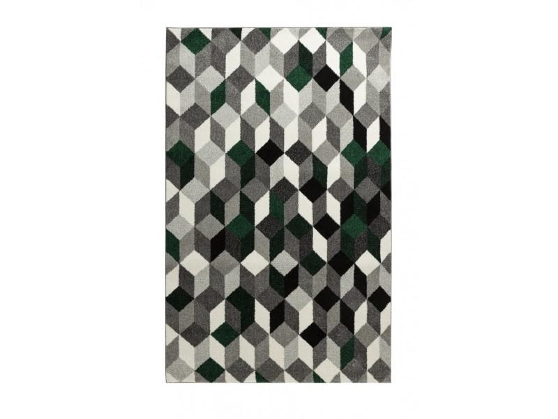 cara tapis de salon multicolore 160 x