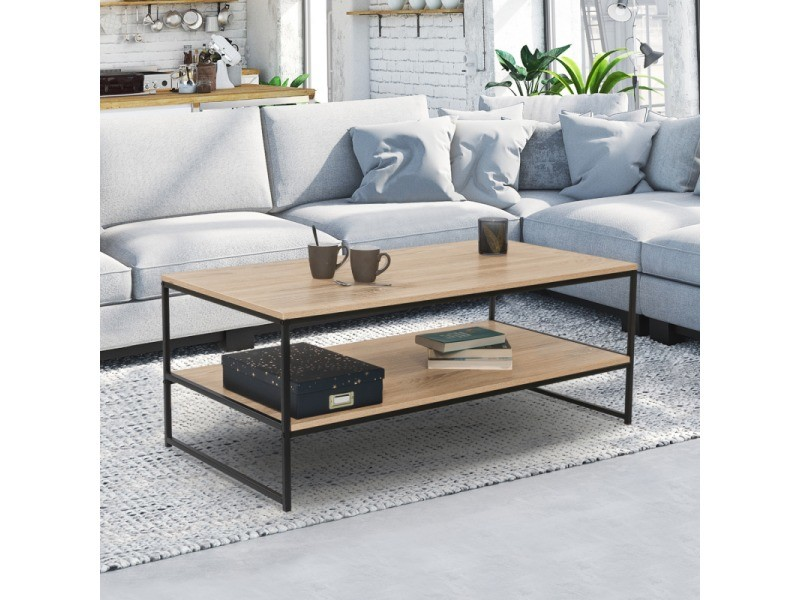 Table Basse Double