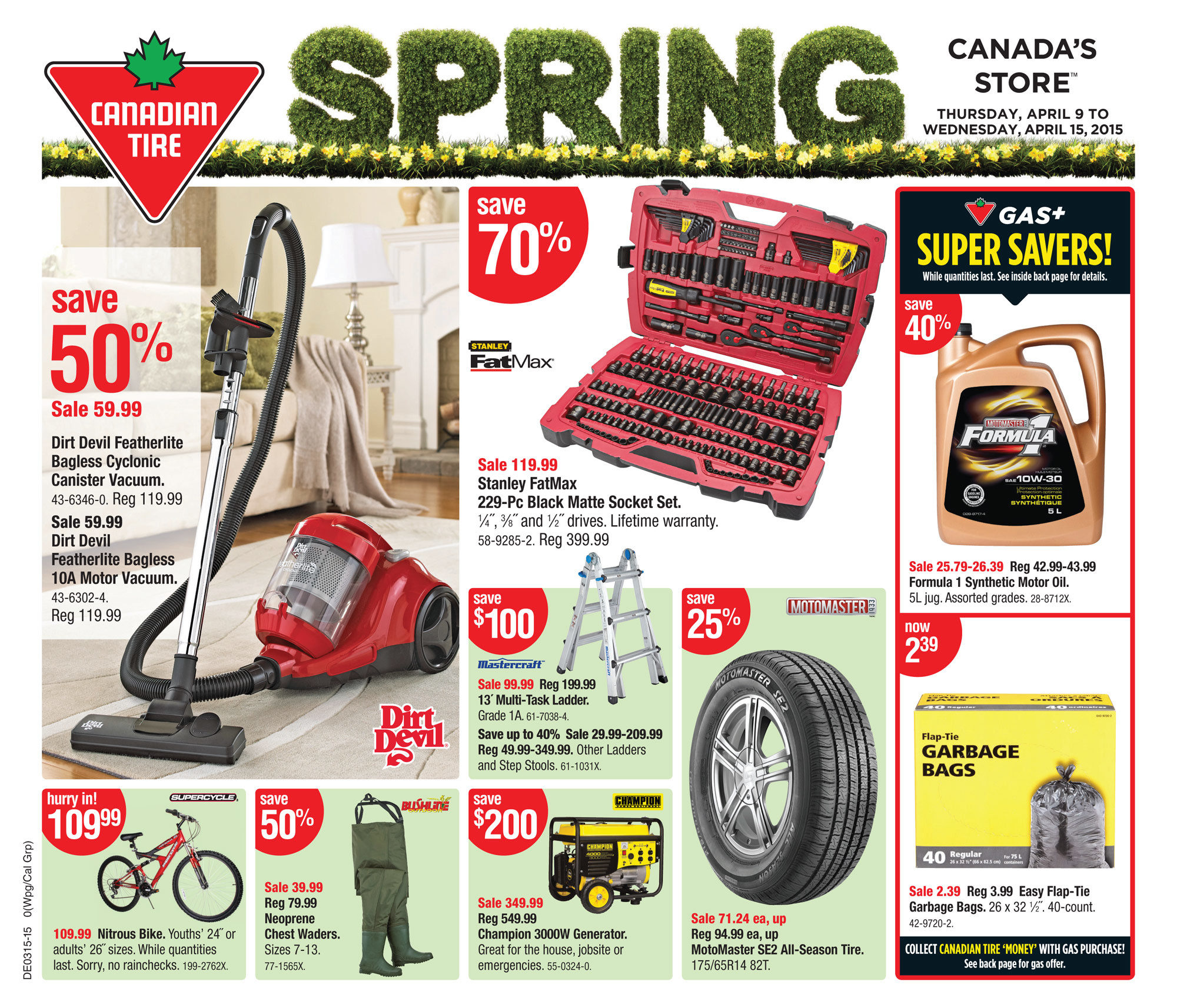 Canadian Tire 530 12
