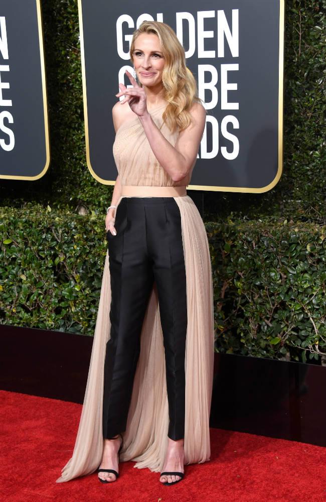 Las 10 Mejores Vestidas De Los Golden Globes 2019
