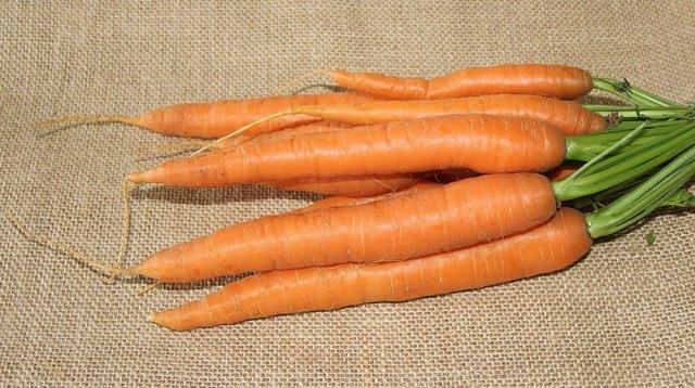 9 Beneficios de la zanahoria increíbles