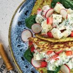 tacos vegetarianos receta