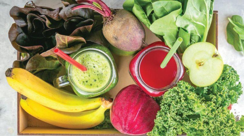 Beneficios de las recetas vegetarianas