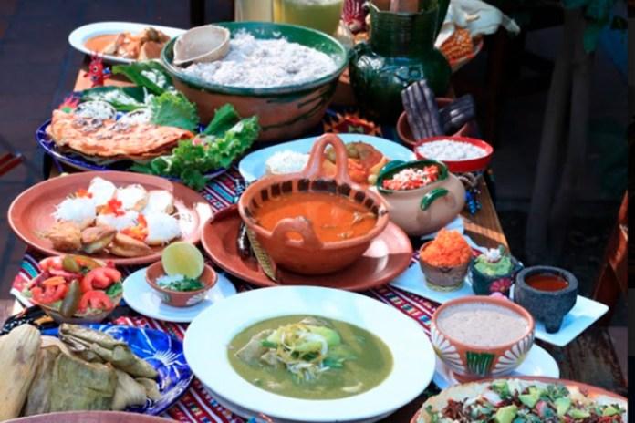 visitar Oaxaca en estos momentos gastronomía