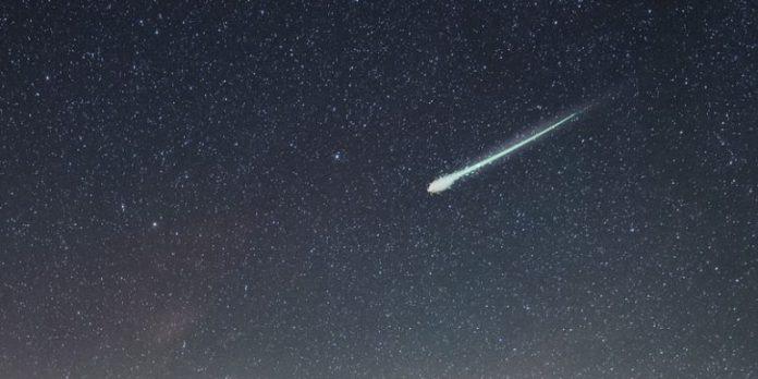 Mexico meteorite