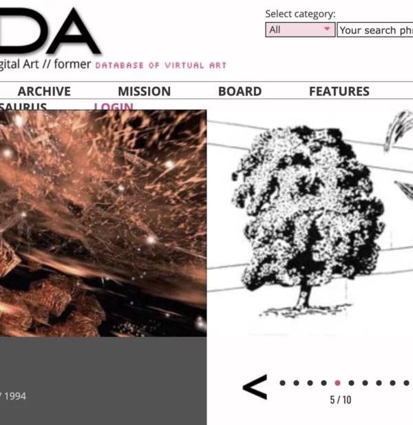 ADA Archive of Digital Art