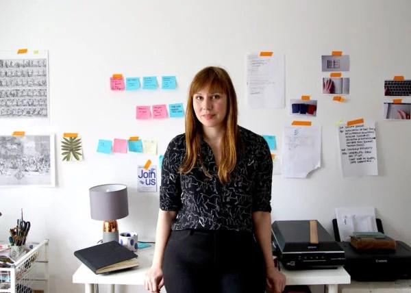 Conversations on AI: Anna Ridler