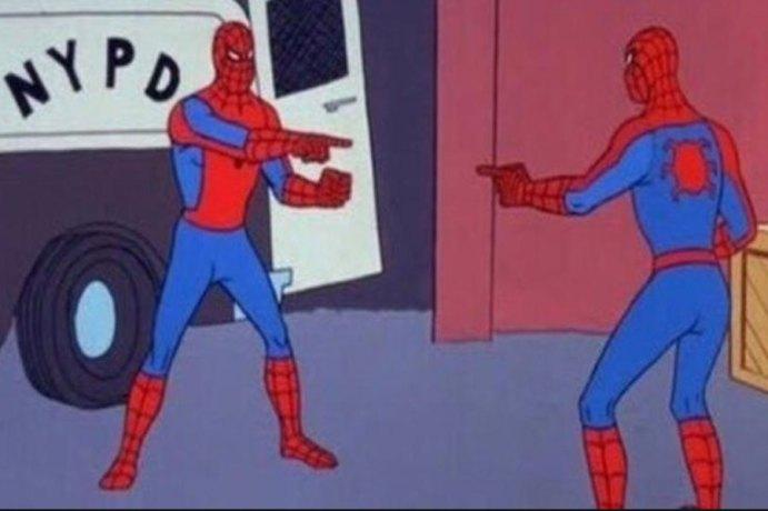 La historia detrás del meme: Spider-Man señalando a Spider-Man | Marvel