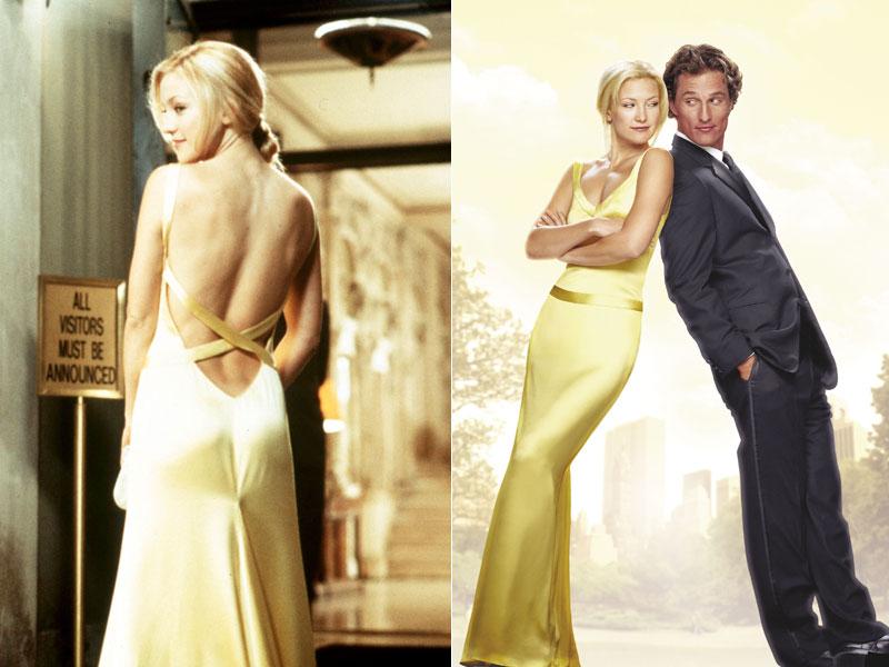 vestidos de películas de Hollywood  perder a un chico en 10 dias