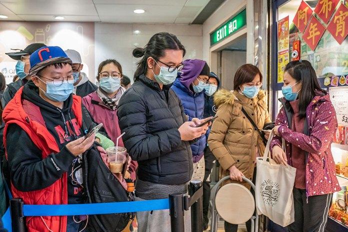 Coronavirus in Hong Kong