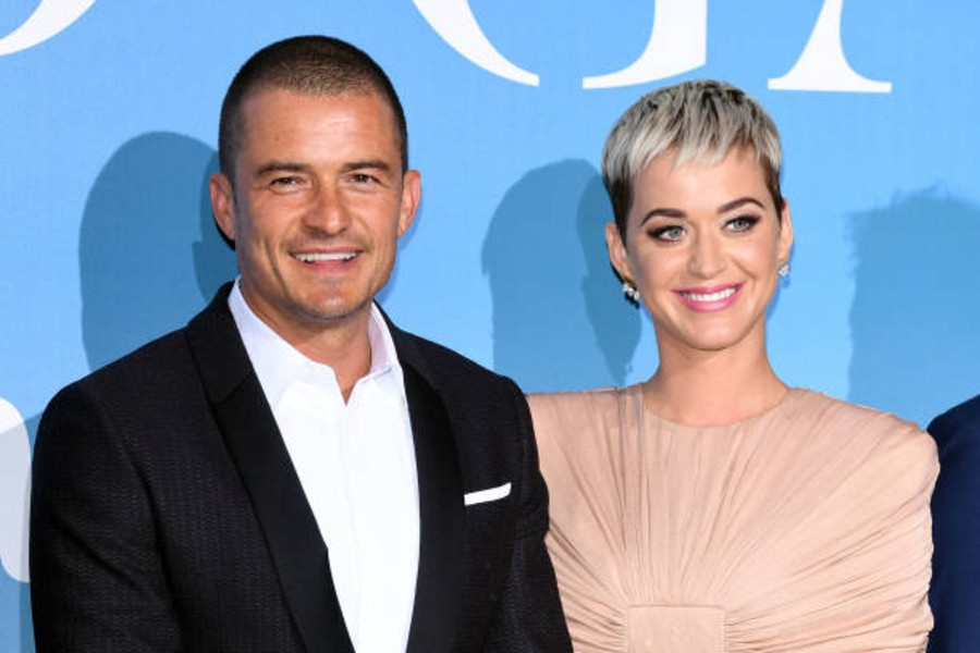 Katy Perry and Orlando Bloom's daughter will 'choose' her own name