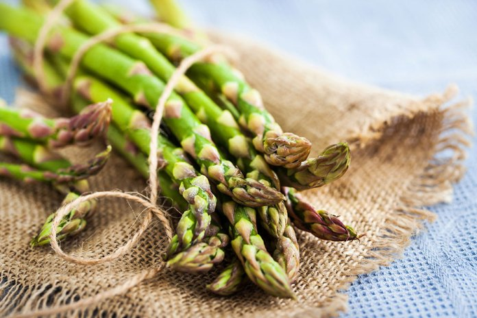 The Power of Green Food - Asparagus