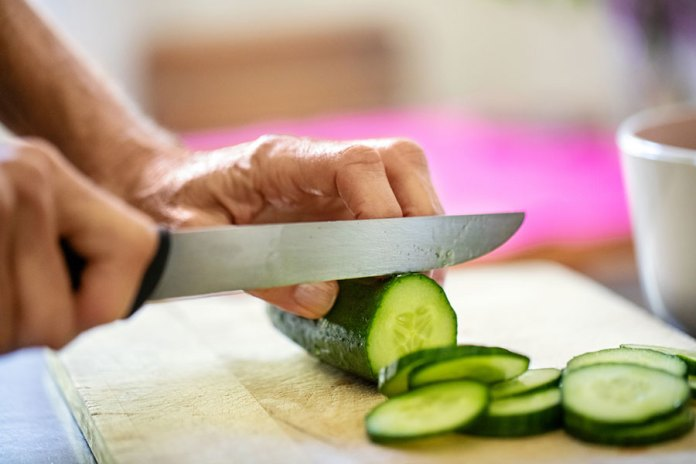 The Power of Green Food - Cucumber