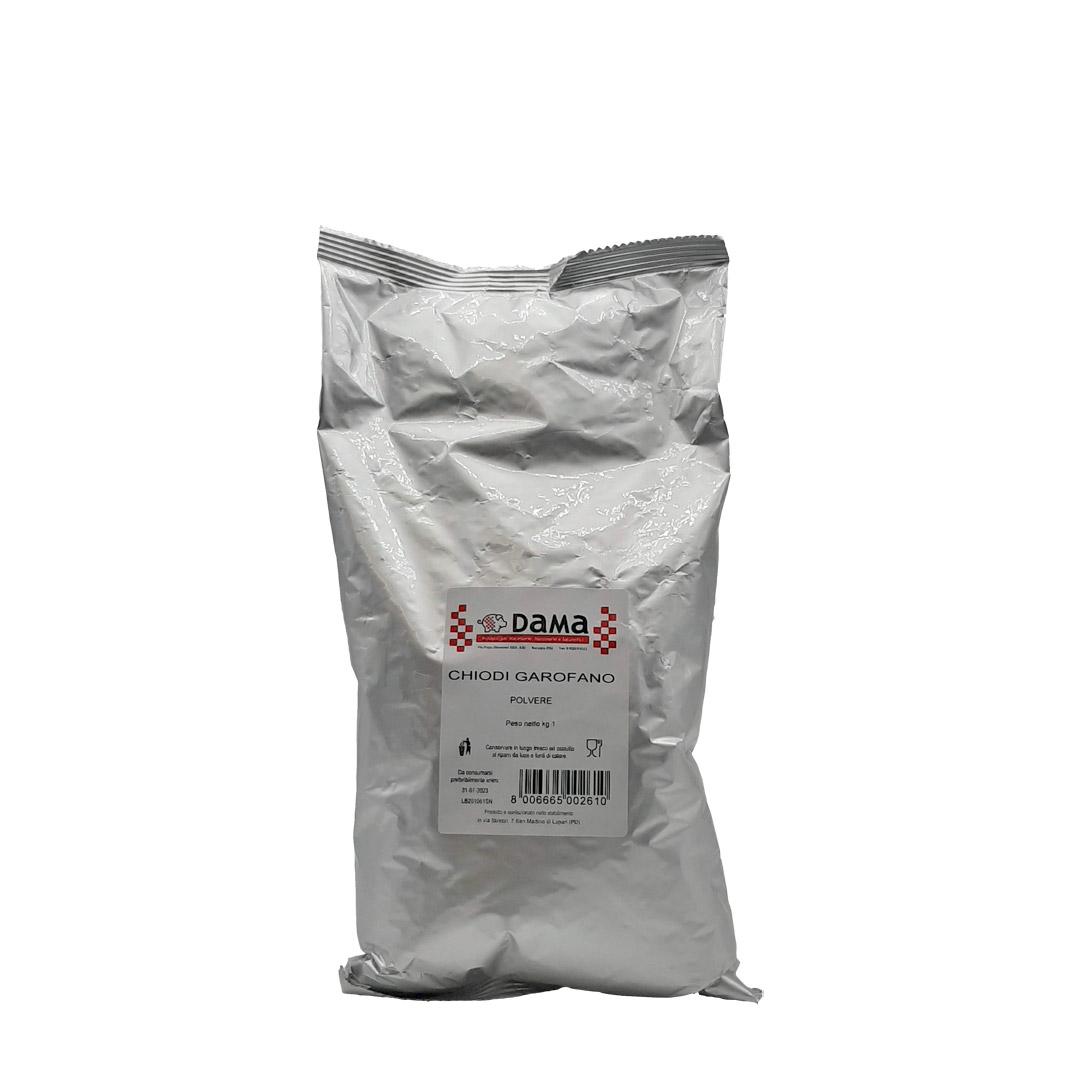 Chiodi di garofano in polvere per salumi e salmistrati - Confezioni da 100 gr a 1 kg