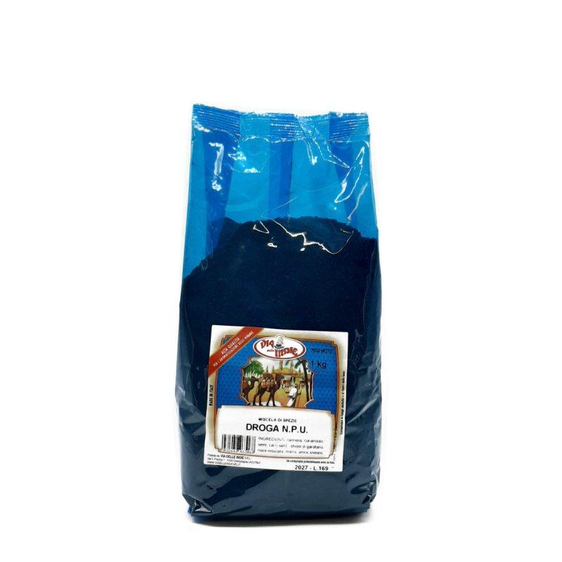 Dorga NPU Concia per salumi e salmistrati - Confezioni da 100 gr a 1 kg
