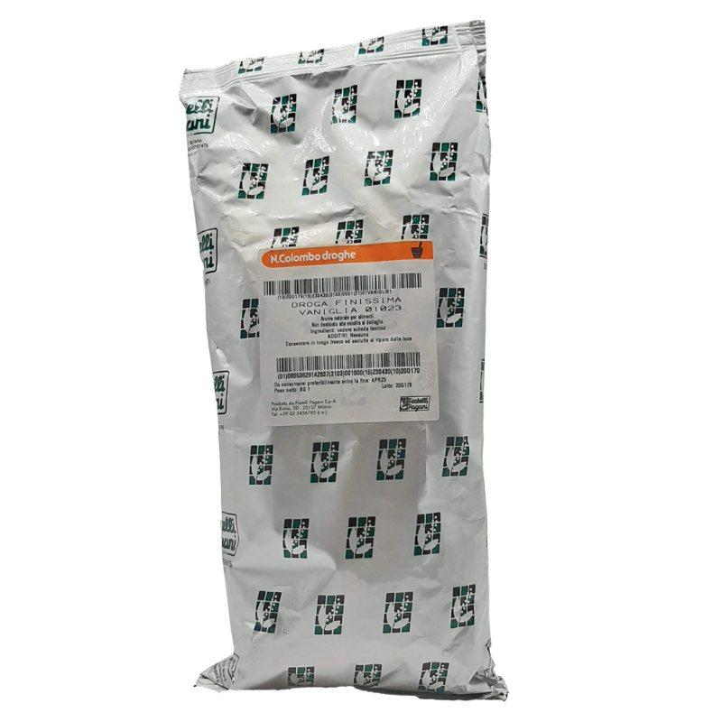 Droga Vaniglia per insaporire salumi e salmistrati - Confezioni da 100 gr a 1 kg