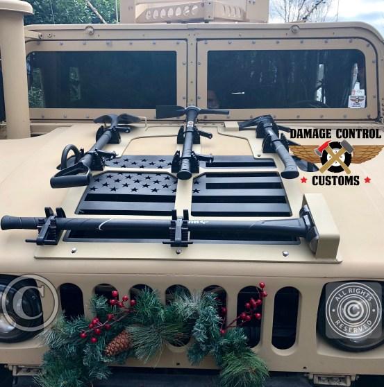 HMMWV Tool Rack / Tray