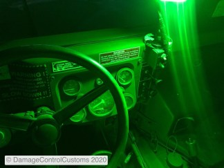 HMMWV LED Light