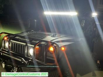 M1165 HMMWV Lights