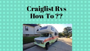 Used RVs For Sale – The 7 Top Sources For Super Cheap