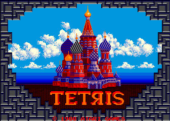 Tetris Atari