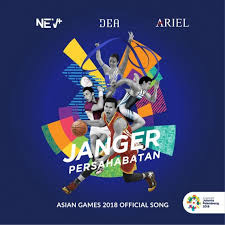 Theme Song Asian Games 2018