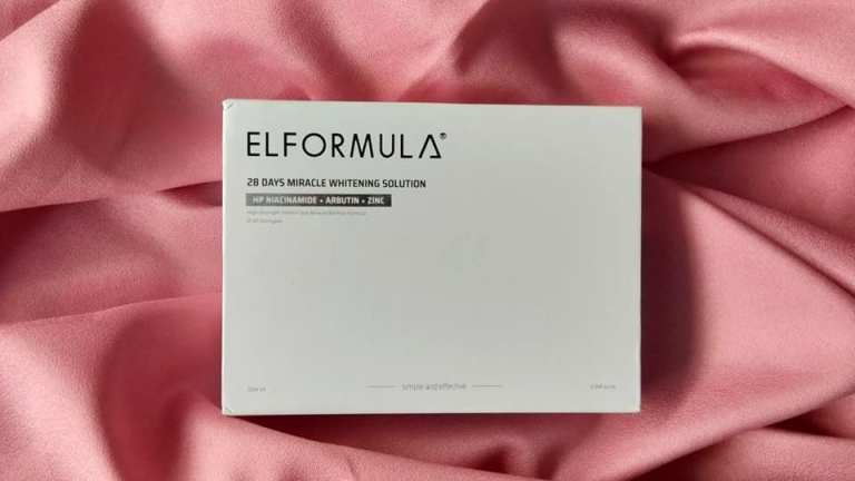 Elformula Whitening Serum
