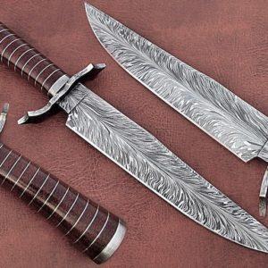 Online Selling Damascus Custom Knives Shop Handmade Blades