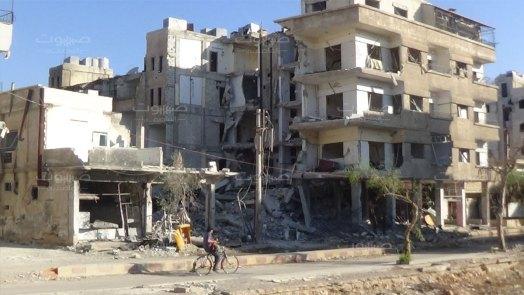 بينهما نساء وأطفال.. اعتقالات تطال عائلتين في معضمية الشام بريف دمشق