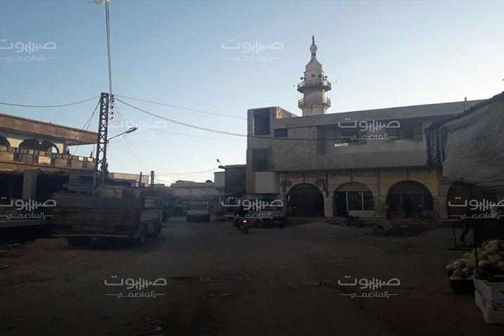 برعاية الأمن العسكري.. النظام يلوّح بتهجير قسري جديد في كناكر بريف دمشق
