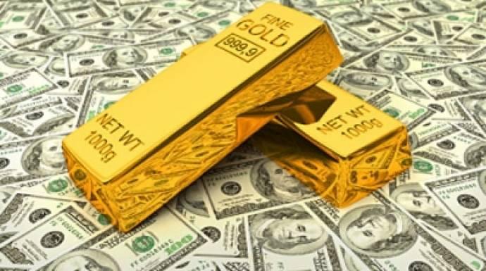 ارتفاع طفيف للذهب، والدولار يصل لـ 1300 ليرة سورية