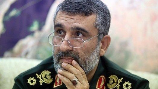 الحرس الثوري ينفي مقتل قائد قوته الجوفضائية في سوريا