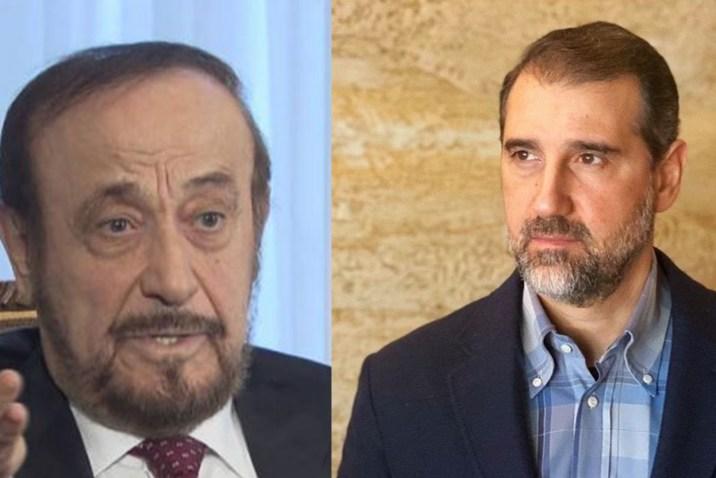 نجل رفعت الأسد: سيناريو الثمانينات يعاد مجدداً مع رامي مخلوف