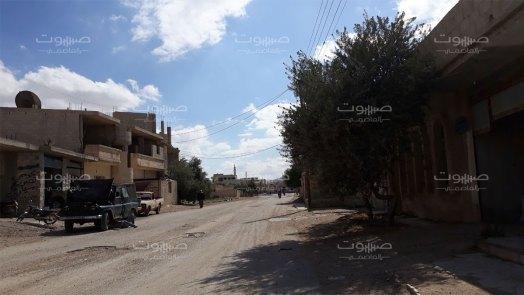 ريف دمشق: النظام يُفرج عن أحد معتقلي الرحيبة في سجن عدرا المركزي